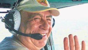 İzmir'deki yangına müdahale eden pilot Hayatını Kaybetti
