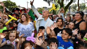 İzmir'in çocukları için