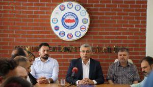 İzmir Memur-Sen'den Toplu Sözleşme Tepkisi
