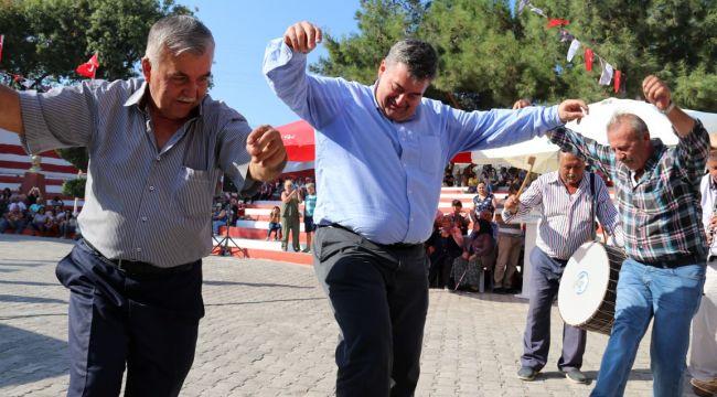 İzmir Ovacık Festivali'nde buluştu