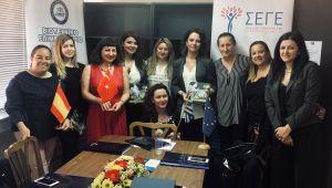 Kadınlar, gelecekleri için ortak proje ürettiler