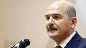 Süleyman Soylu: PKK'ya yılbaşından bu yana 80 bin 570 operasyon yaptık
