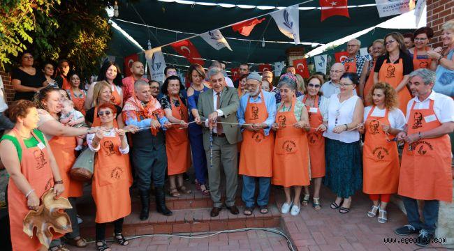 6. Türk El Sanatları Festivali başladı