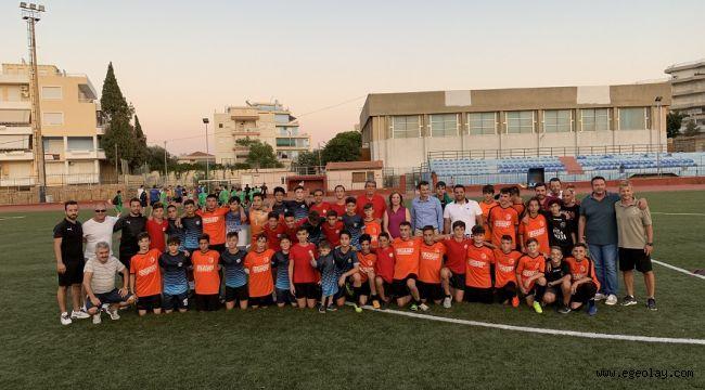 Balçova ile Sakız Adası'nın Spor Kardeşliği