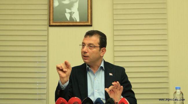 Başkan İmamoğlu: