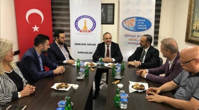 Başkan Sürekli'den STK'lara çıkarma