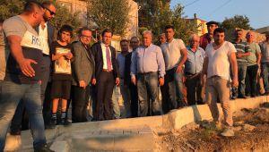 CHP İzmir Mahallerde Dert Dinliyor