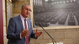 CHP'li Sertel 2019 yılında açılacak denilen Alsancak stadını sordu