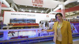 Çin Halk Cumhuriyeti teknoloji ve ticareti İzmir'e taşıdı