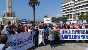 Diyarbakırlı annelere TÜGVA İzmirli Kadınlardan destek...
