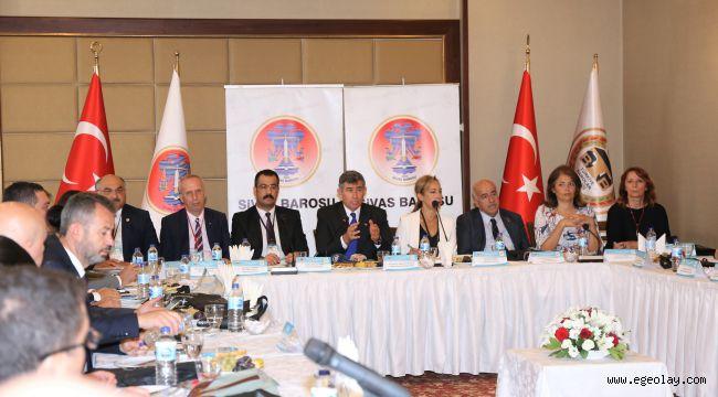 Feyzioğlu: Yargı Reformu Strateji Belgesi'ne tam destek veriyoruz