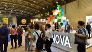 Fuar'da Bornova standına büyük ilgi