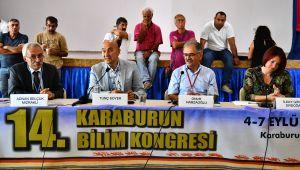 Güçlü Türkiye için demokrasi vurgusu