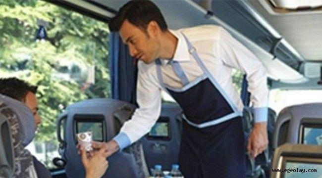 Kamil Koç otobüslerinde ikramlar ücretli olacak