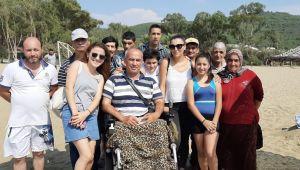 Kemalpaşa Belediyesi Engelli Yaşam Merkezi ilk etkinliğini Pamucakta gerçekleştirdi