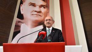 Kılıçdaroğlu'ndan Parti Meclisi üyelerine 'israf' görevi
