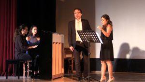 Opera Italiana Academy Foça'da konser verdi…