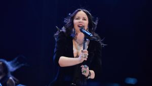 Şebnem Ferah, Zeytinli Rock Festivali'nde Kadin Cinayetlerine Dikkat Çekti