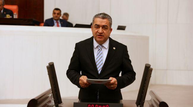 Serter'den Milli Eğitim Bakanı Selçuk'a soru önergesi