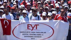 2020 bütçesine Emeklilikte Yaşa Takılanlar (EYT) konulmadı