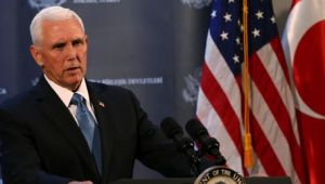 ABD Başkan Yardımcısı Pence: ABD ve Türkiye Suriye'de ateşkes için anlaştı
