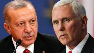 ABD'den kritik ziyaret (Erdoğan-Pence görüşmesi)