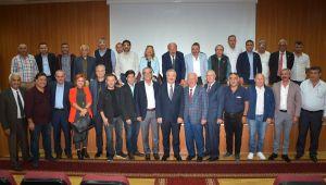 AK Parti İzmir Milletvekili Necip Nasır Karadenizli STK Temsilcileriyle Buluştu