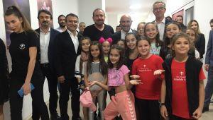 Anadolu Ateşi Dans Okulu Dün Gece Görkemli Bir Törenle Açıldı!