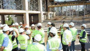 Balçova'da Meclis Üyelerine Yatırım Brifingi