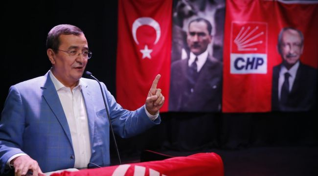 Batur'dan Seçim başarısının tüm kahramanlarına teşekkür