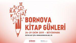 Bornova Kitap Günleri yarın başlıyor