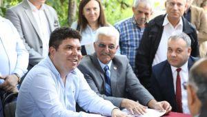 Buca Belediye Başkanı Erhan Kılıç Sokak Sokak Geziyor