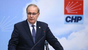 CHP Parti Sözcüsü Öztrak Açıklamalarda Bulundu