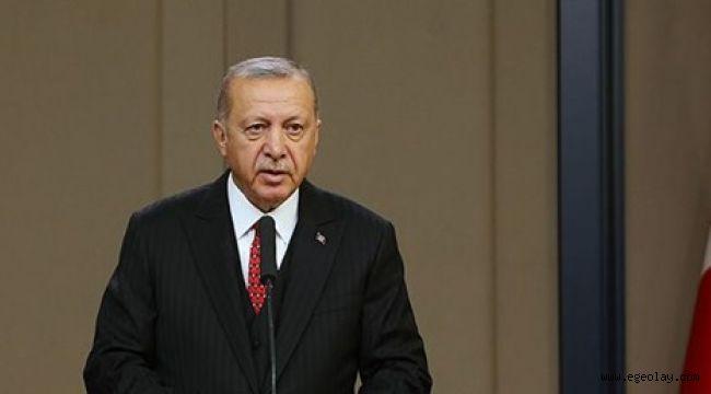 Cumhurbaşkanı Erdoğan: Bölgede çekilme olayı başladı