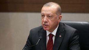 Cumhurbaşkanı Erdoğan'dan ABD Başkanı Trump'a Sosyal Medyadan Mesaj