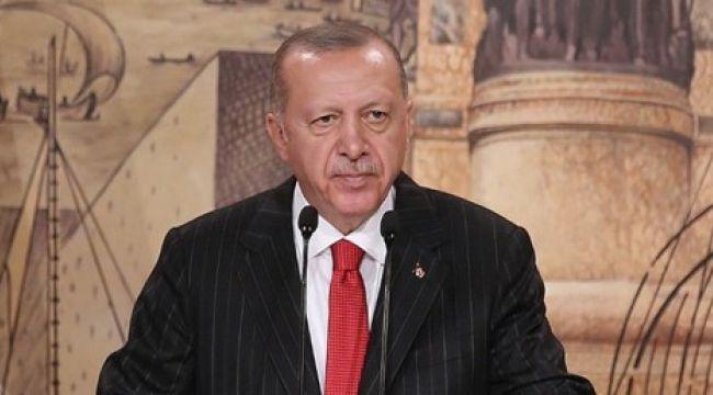 Cumhurbaşkanı Erdoğan'dan silah ambargosuna Ruanda'lı yanıt