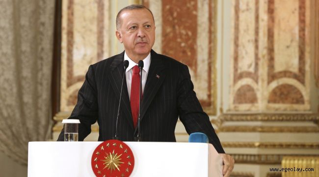 "Cumhurbaşkanı Erdoğan: ""Güvenlik olmadan barış olmaz, barış olmadan kalkınma olmaz"""