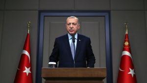 """Cumhurbaşkanı Erdoğan: """"Suriye'nin geleceğinde PKK/YPG'ye yer yoktur''"""