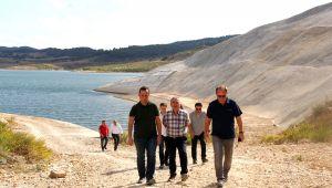 Ege'nin Barajları mercek altında