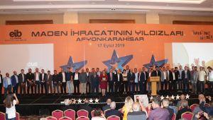 EMİB İhracatın Yıldızları Ödül Törenleri Bursa'da final yapacak
