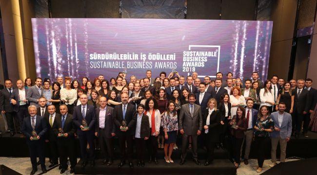 İzmir Büyükşehir Belediyesi'ne Sürdürülebilirlik Ödülleri