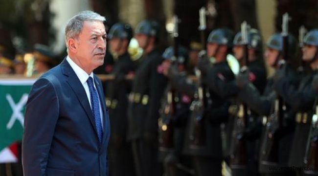 Milli Savunma Bakanı Akar: Harekata hazırız, bu işin şakası yok