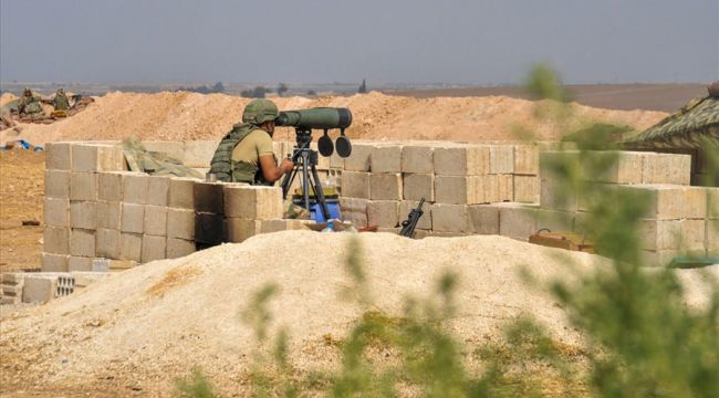 MSB: Terör Örgütünün Güvenli Bölge'den Geri Çekilmesi Takip Ediliyor