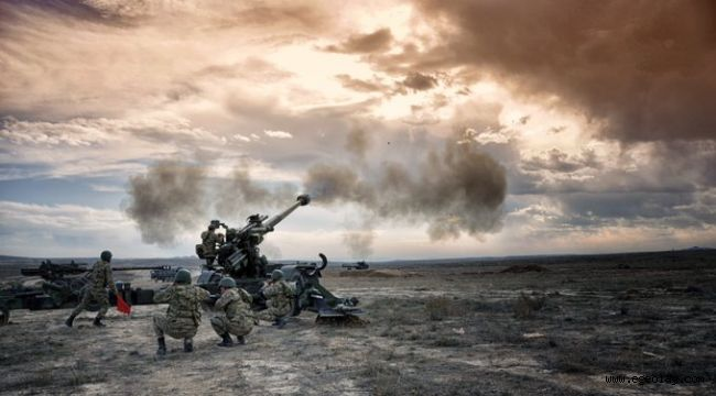 MSB: Türk Ordusu Harekat İçin Hazırdır