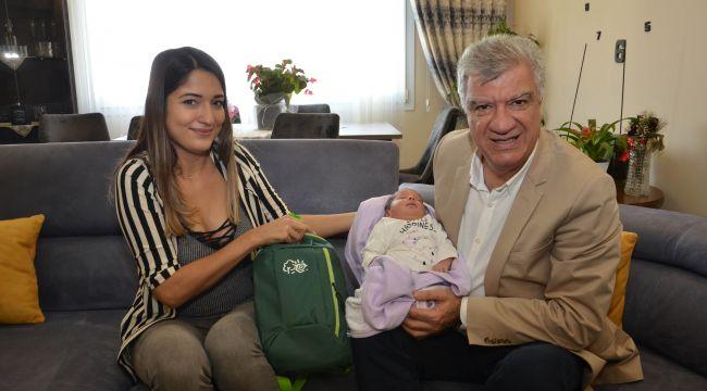 Narlıdere'ye hoş geldin bebek!