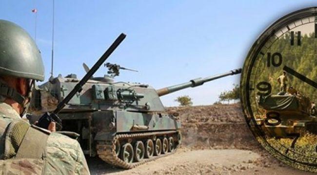 PKK/YPG'ye verilen süre doluyor (Barış Pınarı Harekatı'nda son durum)