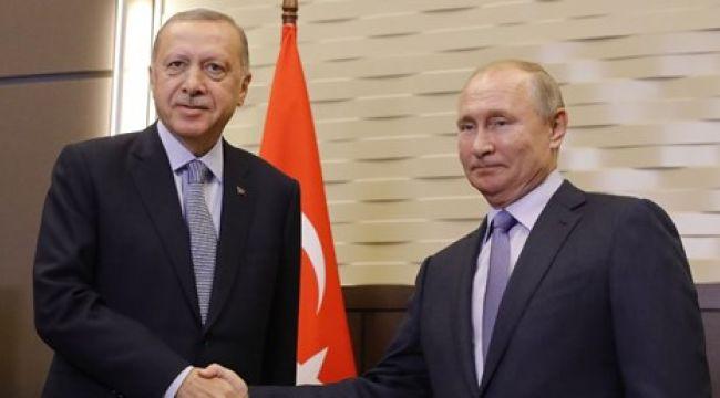 Soçi'de kritik zirve: Erdoğan ve Putin'den ilk açıklama