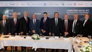 3. Ege Ekonomik Forum başlıyor