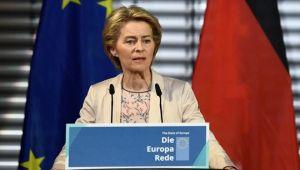 AB'nin yeni patronu Ursula von der Leyen vizyonunu açıkladı