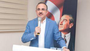 AK Parti İzmir İl Başkanı Kerem Ali Sürekli'den 10 Kasım mesajı